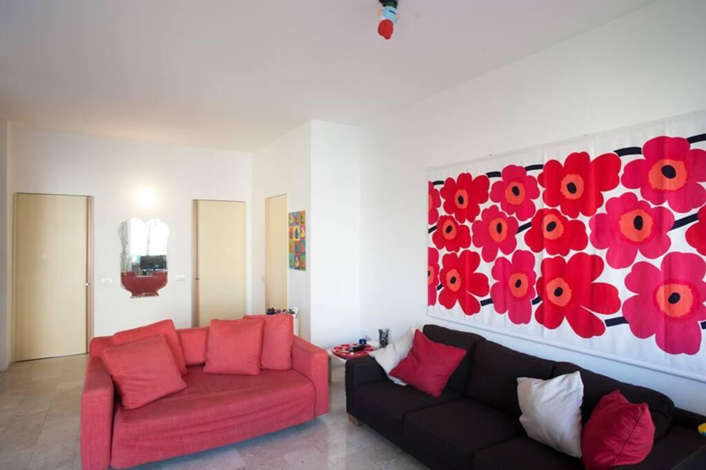 Sofa bed, Sofabett, Canapé-lit