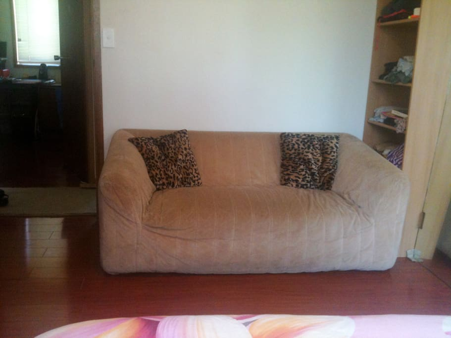 A Couch in your room for kicking back