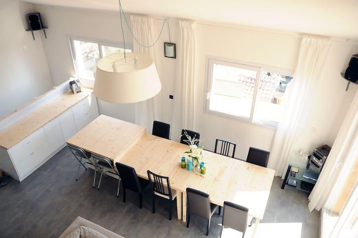 Maison au calme avec superbe vue - Istres - Maison