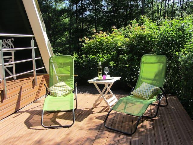Ferienhaus Tannenzäpfl mit Sauna und Klimaanlage