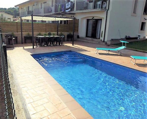 House with private pool and air-conditioning - Estartit (L´) - Hus