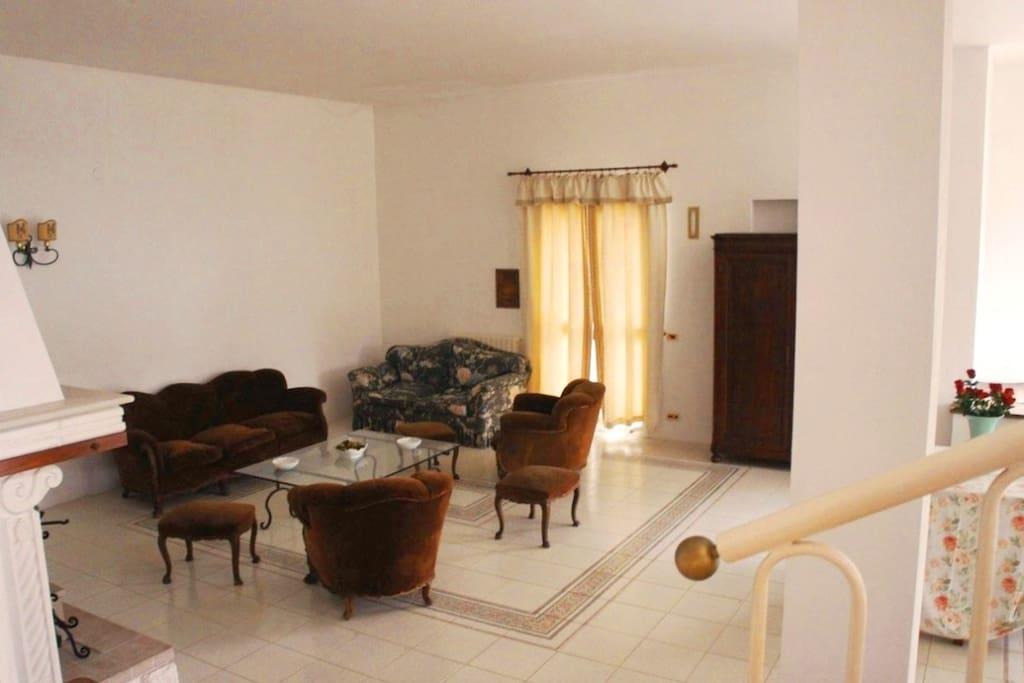 Vienna Flat - Living room