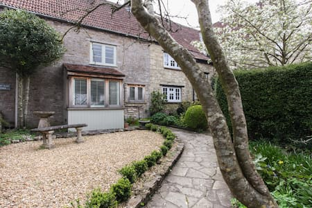 Country Cottage, Nunney, Nr Frome - Frome - Cabin