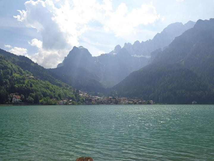 Monolocale DORI  Lago di Alleghe (ID M0250030363)