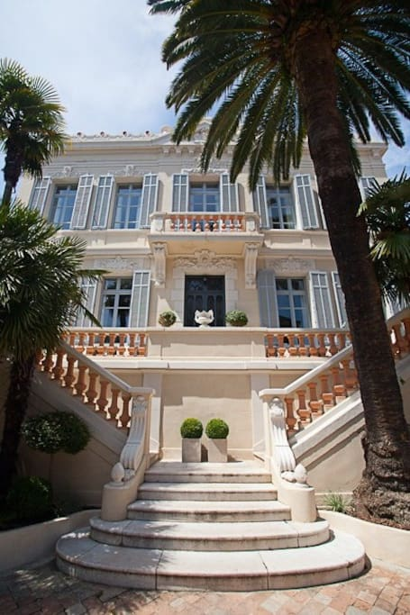 Welcome to Villa Massier!