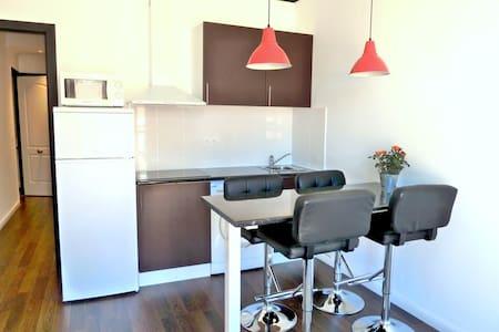 NEW! WIFI&TERRACE. BARÇA STADIUM E - Hospitalet de Llobregat - Apartment