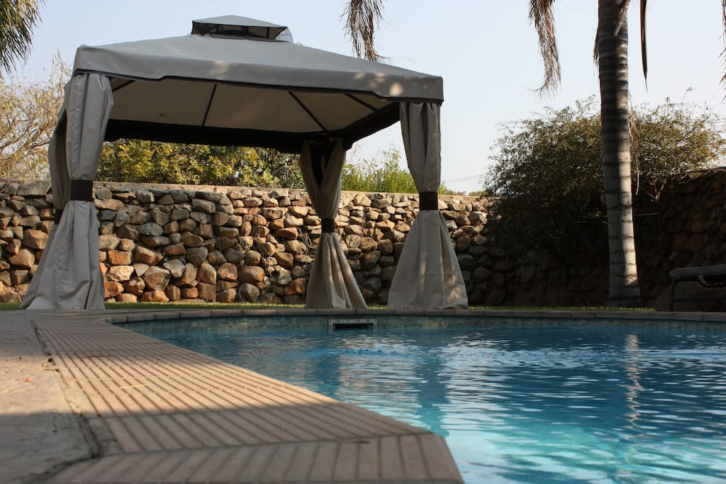 Excellent pool facilities