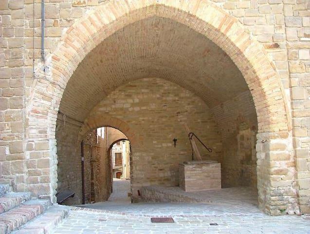 CASA VACANZA CASTELLO XIII AVACELLI - Avacelli - Talo