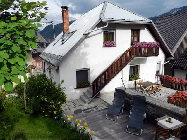 Cozy Studio for 2 persons in Bovec - Bovec - Apartamento