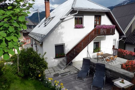 Cozy Studio for 2 persons in Bovec