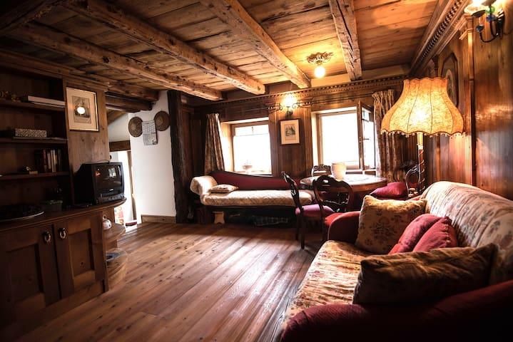 Casa sotto la Civetta - Mareson-Pecol - Wohnung