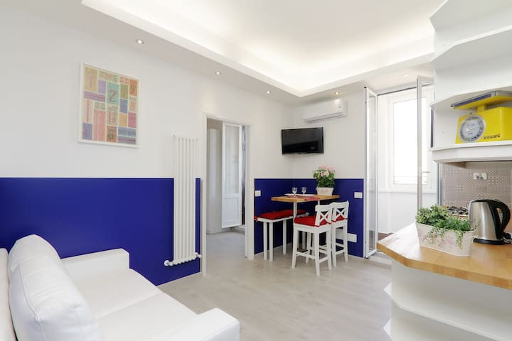 Bright Vatican 2 Bedroom Apartment - Rome - Apartment