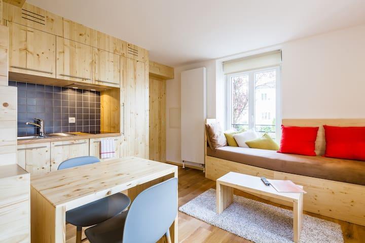 Ferme des Colieuvres-Coucou - Lièpvre - Lägenhet