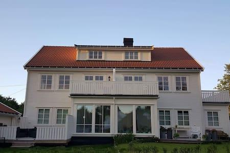 Nydelige Brekkestø! - Brekkestø - 公寓