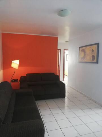 Apartamento mobiliado em anapolis