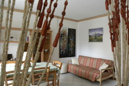 Peaceful exotic place in Cagliari - Appartement