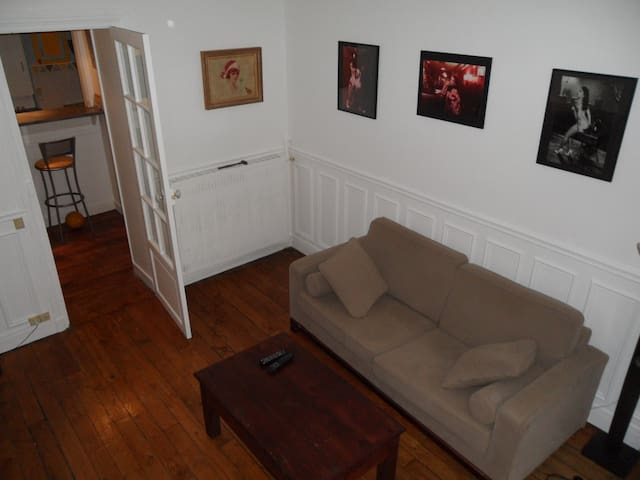 Nice bedroom, quiet area