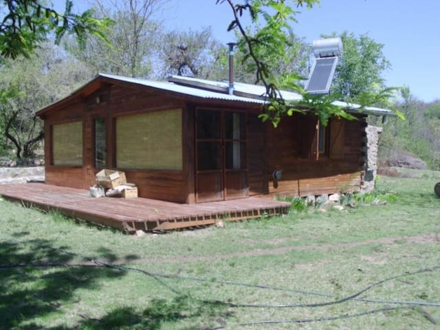 Eco House natural surrounding - Villa General Belgrano - Hus