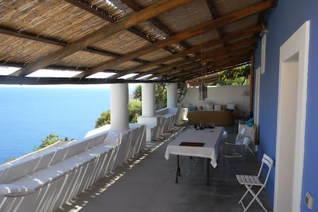 Luxury Villa in Filicudi - Pecorini A Mare - House