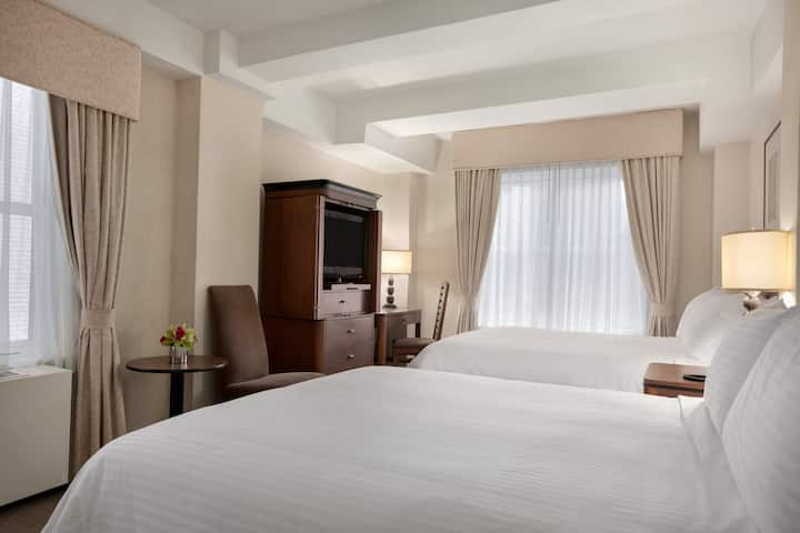 Hotel Edison, Classic 2 Queen Beds