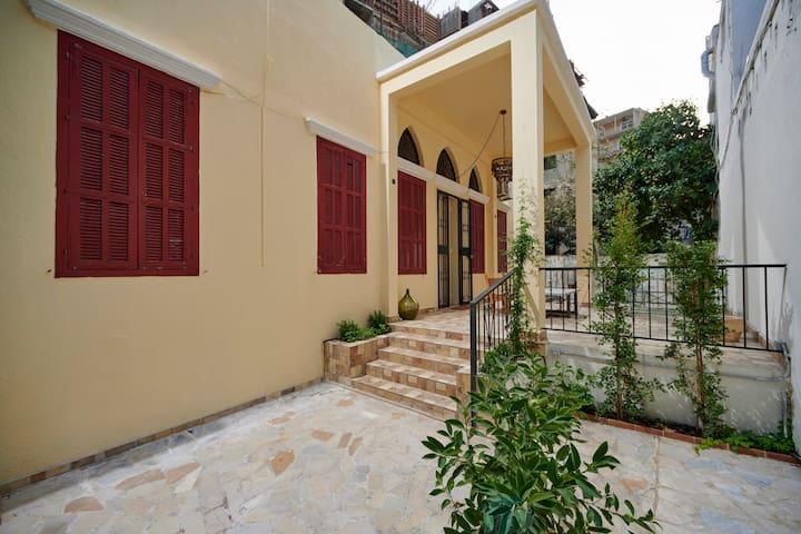 ★ Villa Torbey in the Heart of Mar Mikhael