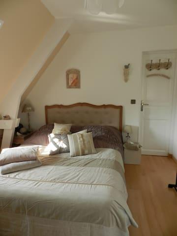 Chambres d'hôtes Le Pressoir  - Beuvron en Auge - Bed & Breakfast