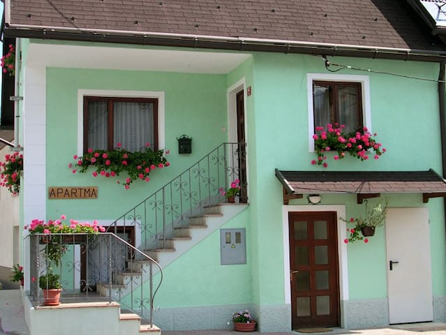 Nice apartment Anja in Bovec - Bovec - Apartment