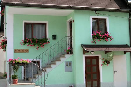 Nice apartment Anja in Bovec - Bovec - Daire
