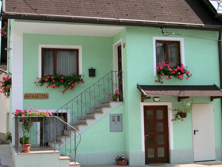 Nice apartment Anja in Bovec
