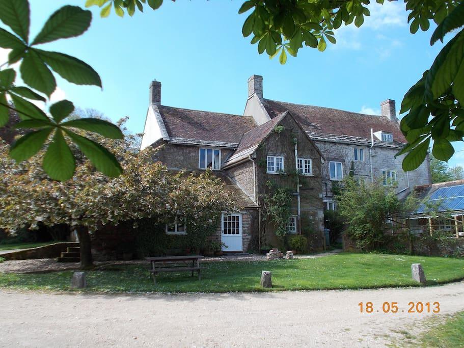 East Wing Holworth  Farmhouse