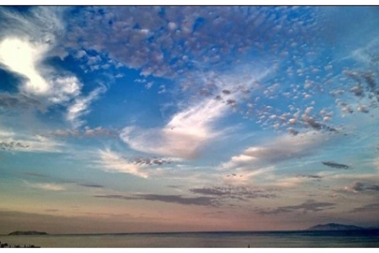 Vue sur l'archipel toscan