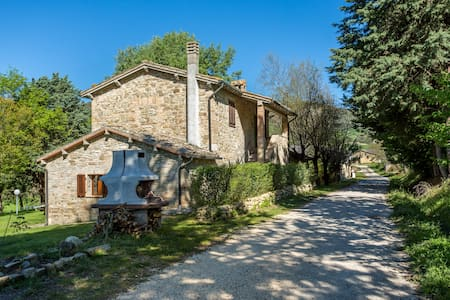 Agriturismo Nizzi -Salice/Albanella - Assisi - Apartment