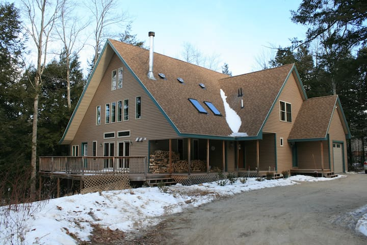 Private Getaway minutes from town - Conway - Casa