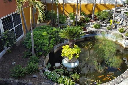 Acogedor cuarto, lago, jardines y super ubicación! - Zapopan - Üdülési jog