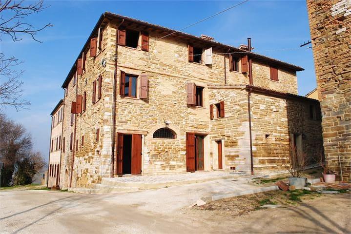 16th Century C. H. main structure  - Percozzone - Talo