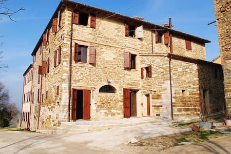 16th Century C. H. main structure  - Percozzone