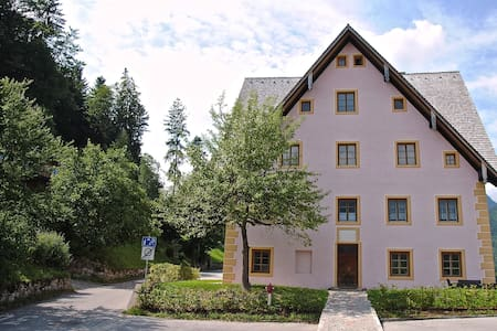 Stylish double room in 300 year old house - Berchtesgaden - Lejlighed
