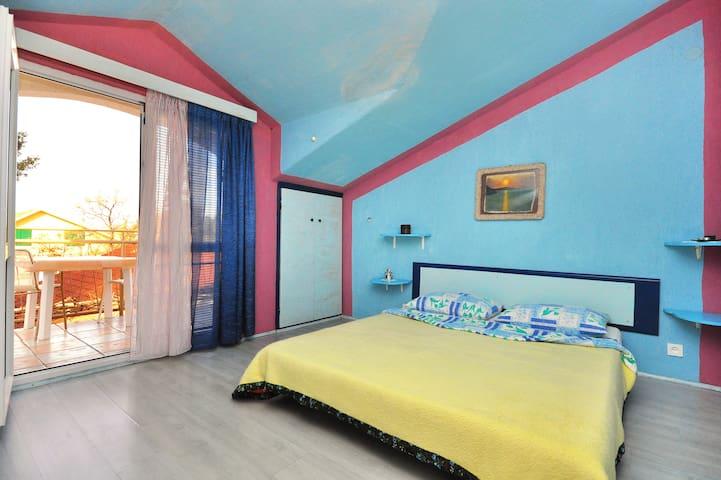Blue apt Peljesac - Come here :)) - Trpanj - Apartment
