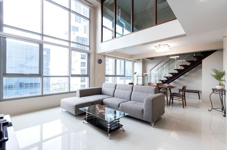 NEW! 2Bedroom Loft 100sqm Eastwood City QC - Quezon City - Loft