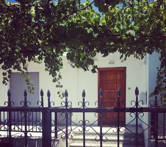 Cozy Two Bedroom Beach Front House - Skala Sotiros - Dom