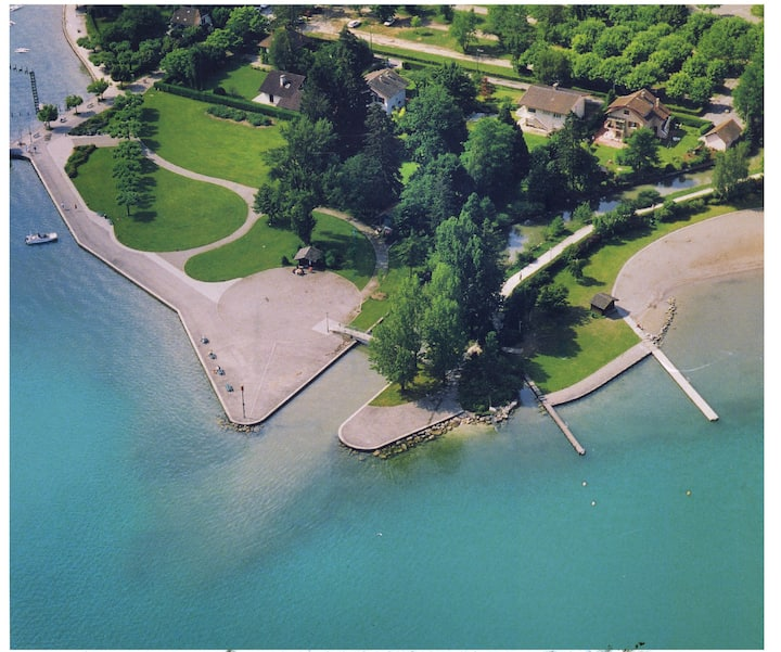 Lovely place - Annecy Lake