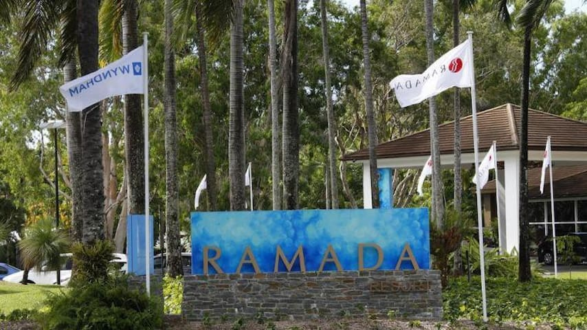 Welcome to Ramada Resort