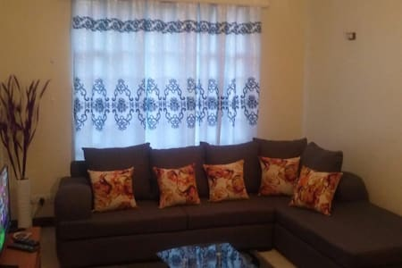 One bedroom apartment in Westlands - Nairobi - Lakás