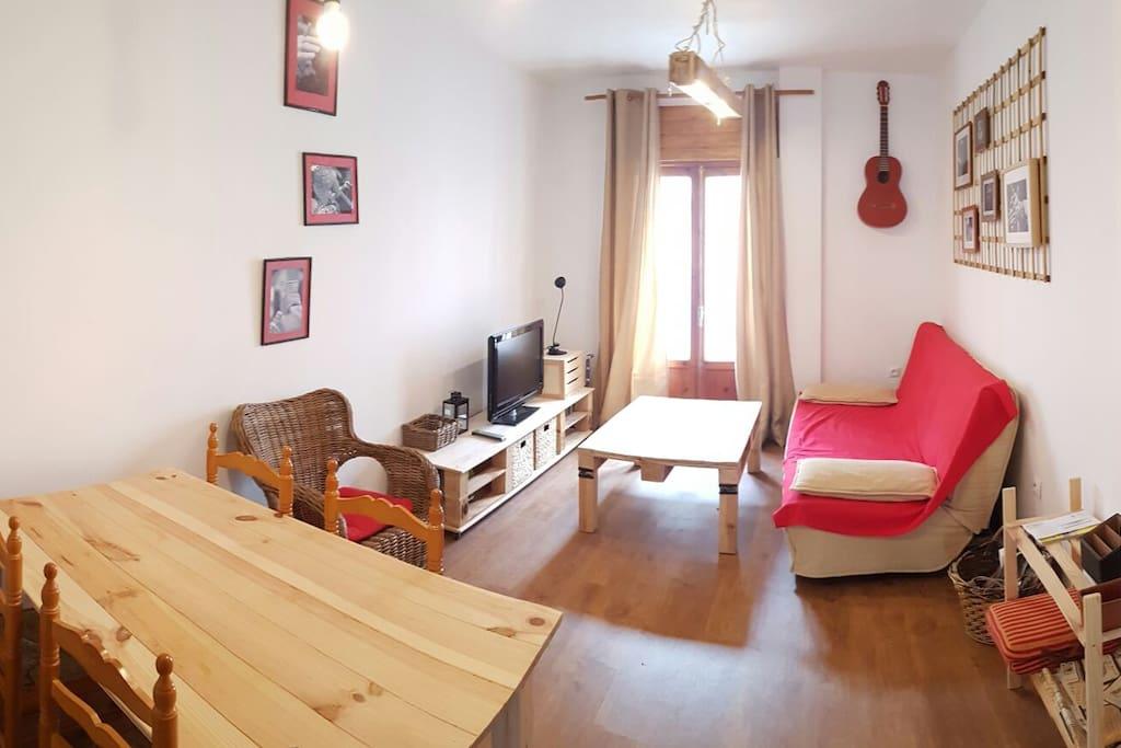 Acogedor apartamento estilo r stico en centro apartamentos en alquiler en el puerto de santa - Apartamento en el puerto de santa maria ...