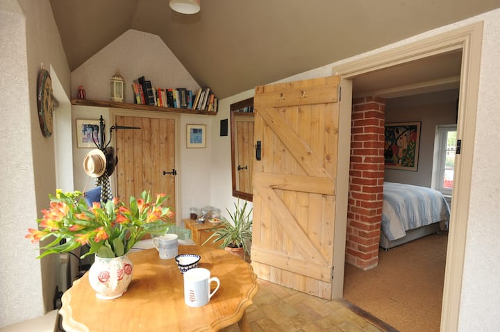 Charming double room in the heart of Suffolk