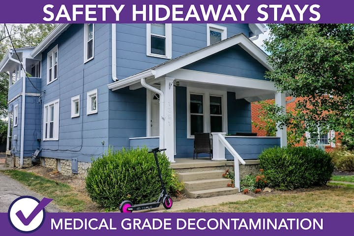 Safety Hideaway - Medical Grade Clean Home 24