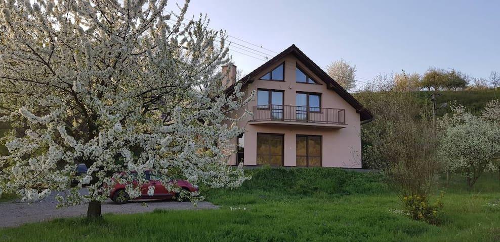 Hronský Beňadik Home with a View