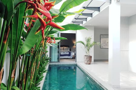 1 BR Chic Luxury Villa with Private Pool at Legian