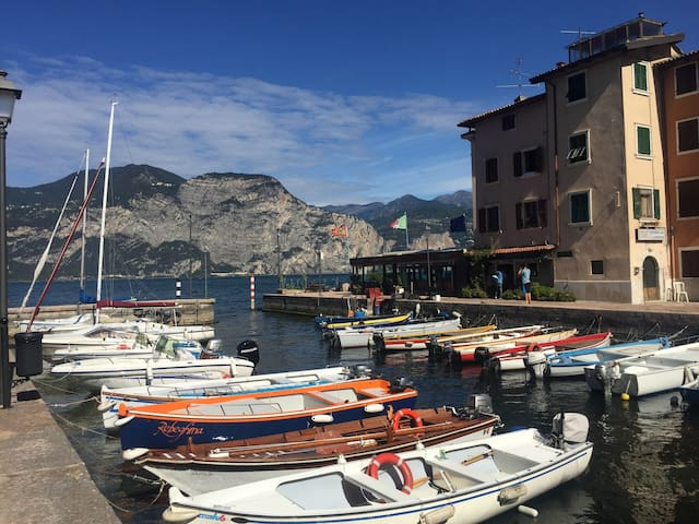 Nice house on the lake - 13 pax - Brenzone sul Garda - House