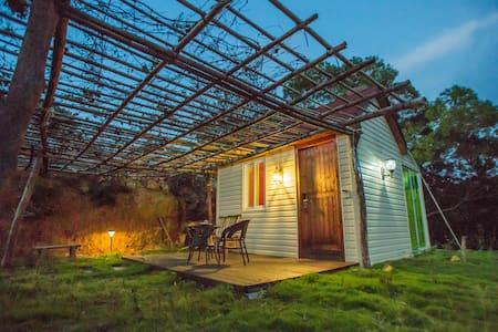 汕头南澳岛山顶独栋小木屋 - Shantou